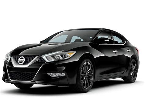 nissan maxima midnight edition black nissan s 4 door sports car the maxima returns for 2017
