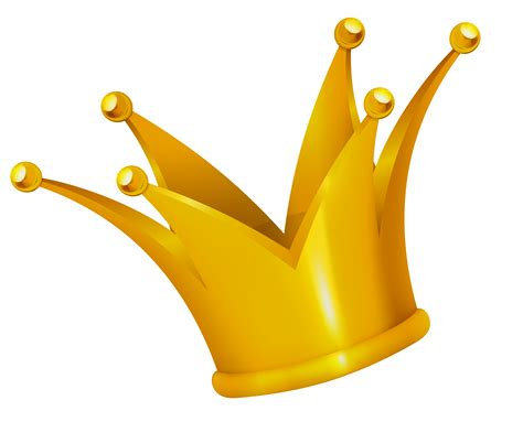 Crown 4 In 1 By Mithashop gold crown clipart clipartxtras