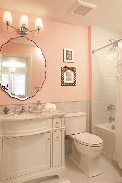 peach bathroom ideas 25 best ideas about peach bathroom on pinterest peach