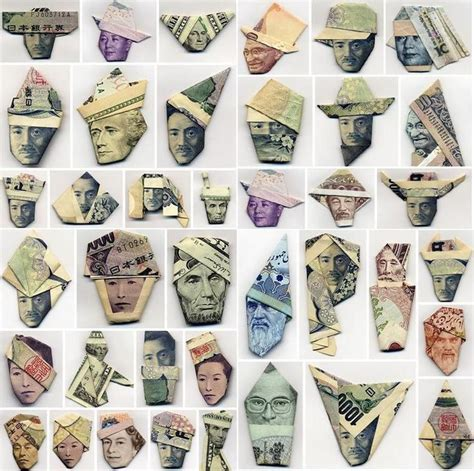 Origami Money Hat - 237 best images about paper w on cut