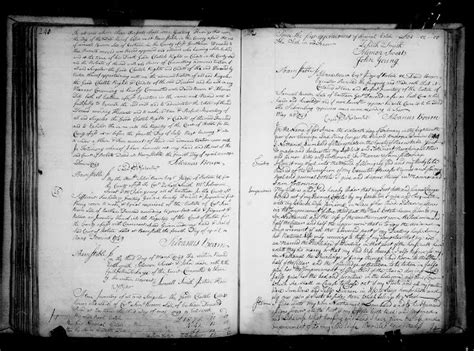 Barnstable Court Records Genea Musings Amanuensis Monday 1748 Will And Court Records For Estate Of Samuel