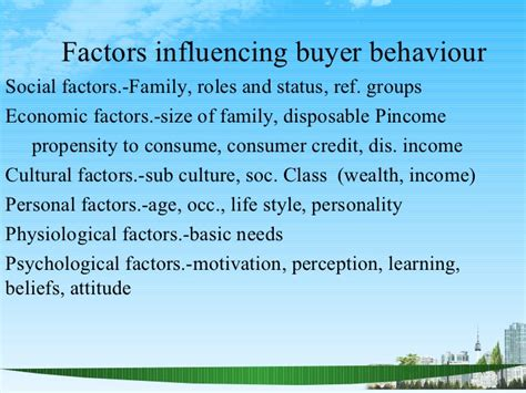 Consumer Motivation Mba by Consumer Behaviour2 Ppt Bec Doms 2009 Bagalkot Mba