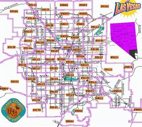 Vegas Zip Code Map by Zip Codes Map Las Vegas Place Photos High Quality