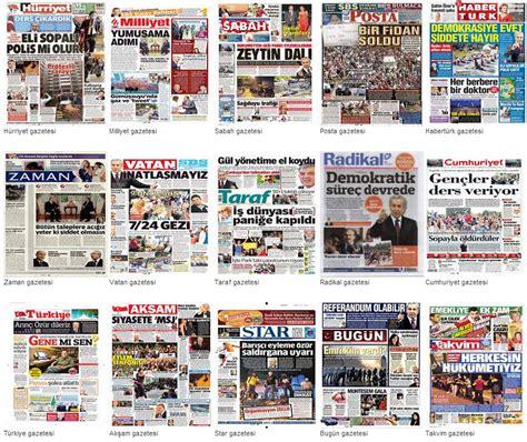 gazeteler gazete oku gazete haberleri gazete siteleri gazete manşetleri gazeteler sayfası mynet mynet haber