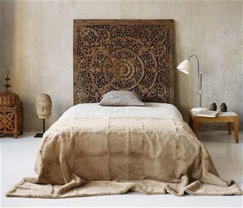 bohemian headboard inspire bohemia beautiful bedrooms part ii