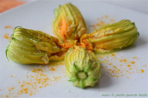 fiore di zucchina in pasta quanto basta fiori di zucchina al forno con