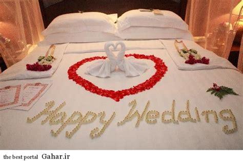 first home decorating ideas مدل شیک تزیین تخت خواب عروس و داماد 183 جدید 96 گهر