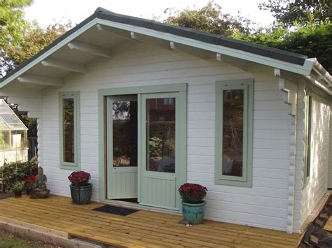 Cabins Uk by A New Therapy Room Log Cabin For Trish Keops Interlock