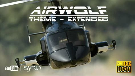 theme song airwolf airwolf theme extended hd youtube