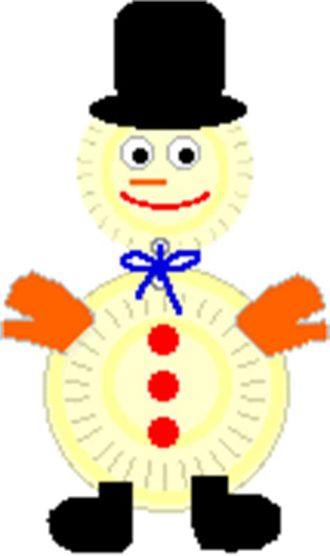 make a snowman enchanted learning software