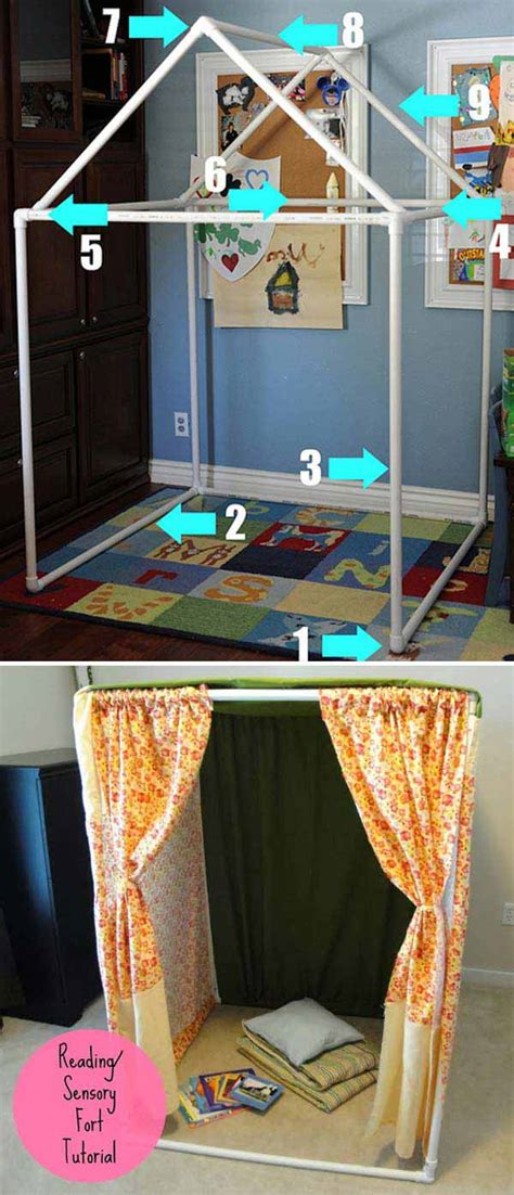 diy projects with pvc pipe 21 cool diy pvc pipe projects worth realizing