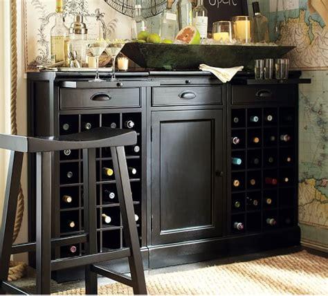 wine buffet bar dresser to wine rack diy the happy home management