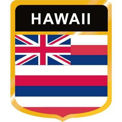 flags of the world hawaii hawaii flag crest clip art