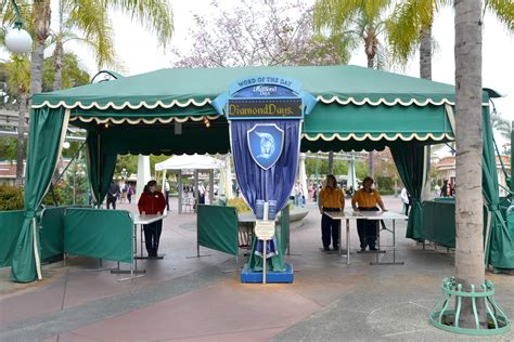 Disney Park Sweepstakes - disneyland diamond days sweepstakes winner we won the daily vip experience brie