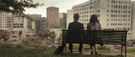 bench from 500 days of summer from fancy funicular to 500 days of summer bunker hill