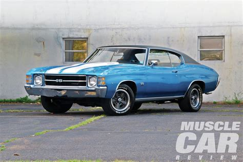 1971 chevrolet chevelle ss chevellution rod network