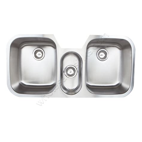 3 bowl stainless steel kitchen sinks stainless steel 3 bowl undermount sink wholesale sinks