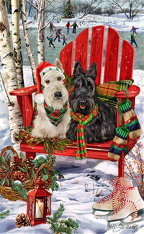 shop  cards scottish terrier
