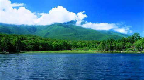 imagenes de paisajes lindos para bajar fondo pantalla bonito bosque y lago