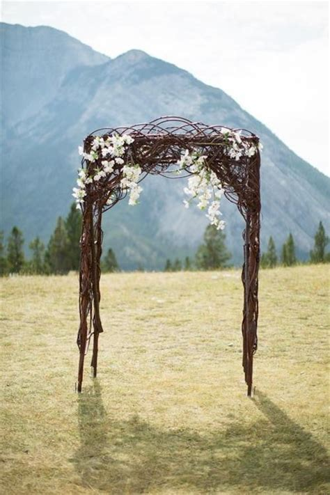 Christmas Decorations Made From Twigs Diy Arch For Wedding Decorations Ideas Diy Craft Projects
