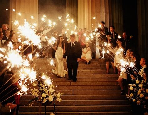 Go Out With A Bang: Coordinating Sparkler Exits
