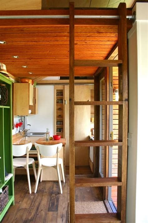 tiny home interiors if you re tall consider this tiny house design