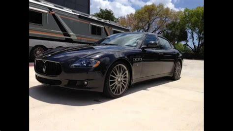 2010 Maserati Quattroporte Gt S