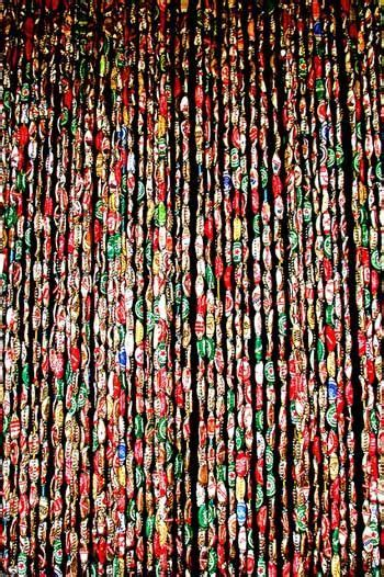 cortinas hippies cortina hippie alambrr pinterest cortinas reciclado
