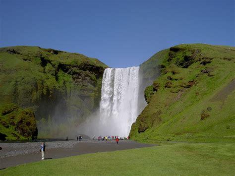 imagenes de paisajes del mundo sk 243 gafoss wikipedia