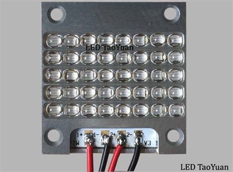 Senter Led Uv 395nm uv leds high power uv leds 365nm 375nm 385nm 395nm uvtaoyuan led