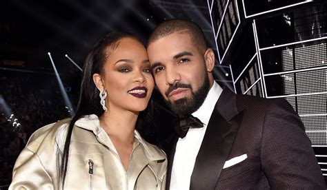 rihanna and drake drake and rihanna sitting in a tree a complete