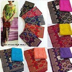 Kebaya Stik Tile Kualitas kebaya shifon silk crepe bahan shifon crepe original
