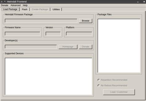 tutorial heimdall linux cara flashing android samsung di linux dengan heimdall