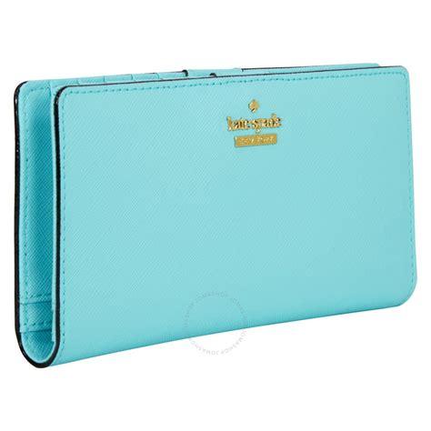 Kate Spade St Wallet kate spade cameron continental wallet atoll blue kate spade handbags handbags