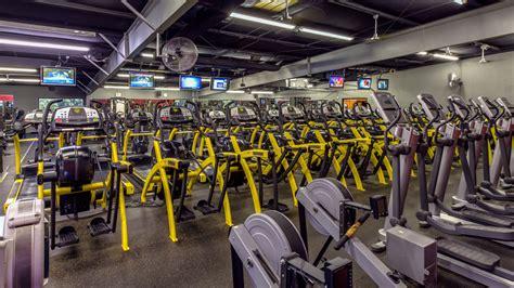 room cardio facility