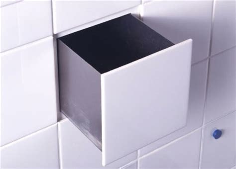 hidden bathroom hidden compartment in bathroom tile eastman protective