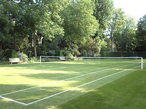 Tennis Gardens by Tennis 224 L Anglaise A Landscape Lover S