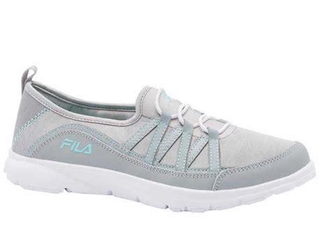 fila memory foam sneakers new s fila pilota slip on memory foam comfort shoes
