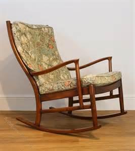 rocking armchair uk antiques atlas a parker knoll florian rocking chair