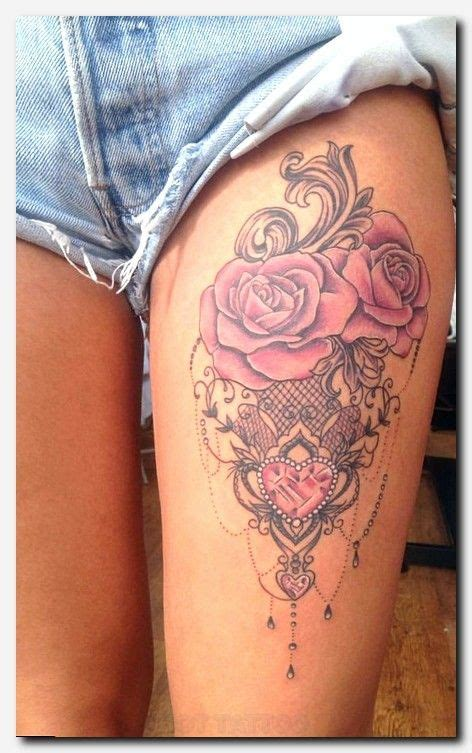 fake rose tattoos tattooideas