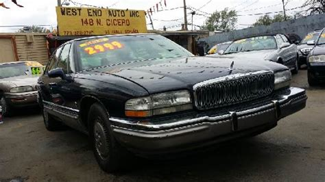 car engine manuals 1995 buick park avenue windshield wipe control 1995 buick park avenue ultra supercharged 4dr sedan in chicago il west end auto inc