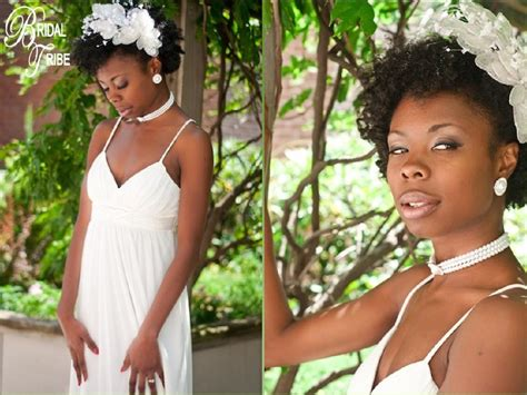 Beautiful wedding Make up for African American Brides