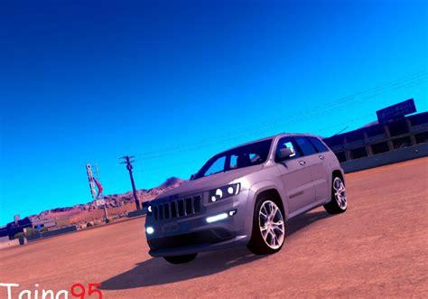 modded jeep jeep grand cherokee srt8 mod american truck simulator