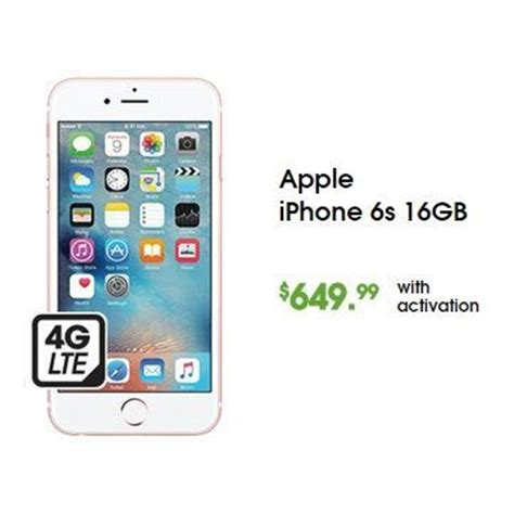 cricket wireless now selling iphone 6s 6s plus via prepaid plans wirefly