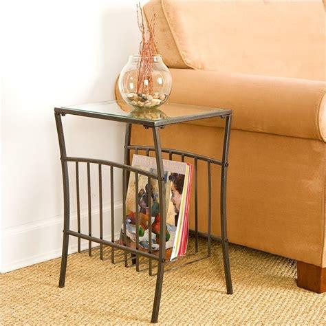 living room magazine holder magazine rack living room office furniture accent side table sofa end holder new