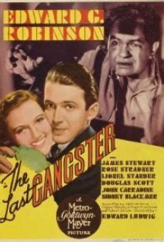 film l ultimo gangster streaming le dernier gangster 1937 film en fran 231 ais