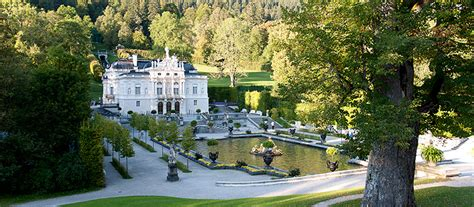 Stone House Floor Plans by Bavarian Palace Department Linderhof Palace And Park