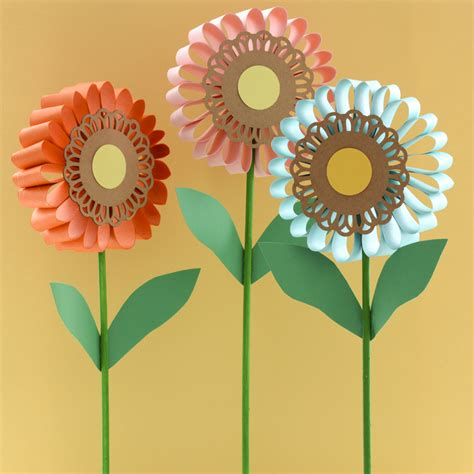 simple craft projects adults flowers for all ages easy crafts craft