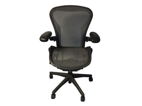 fauteuil herman miller aeron d occasion adopte un bureau