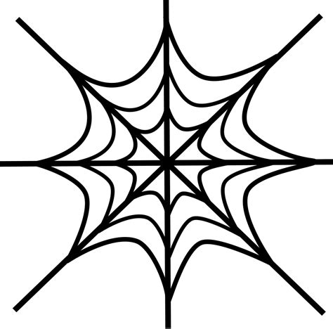 drawing web page spider web drawings clipart best